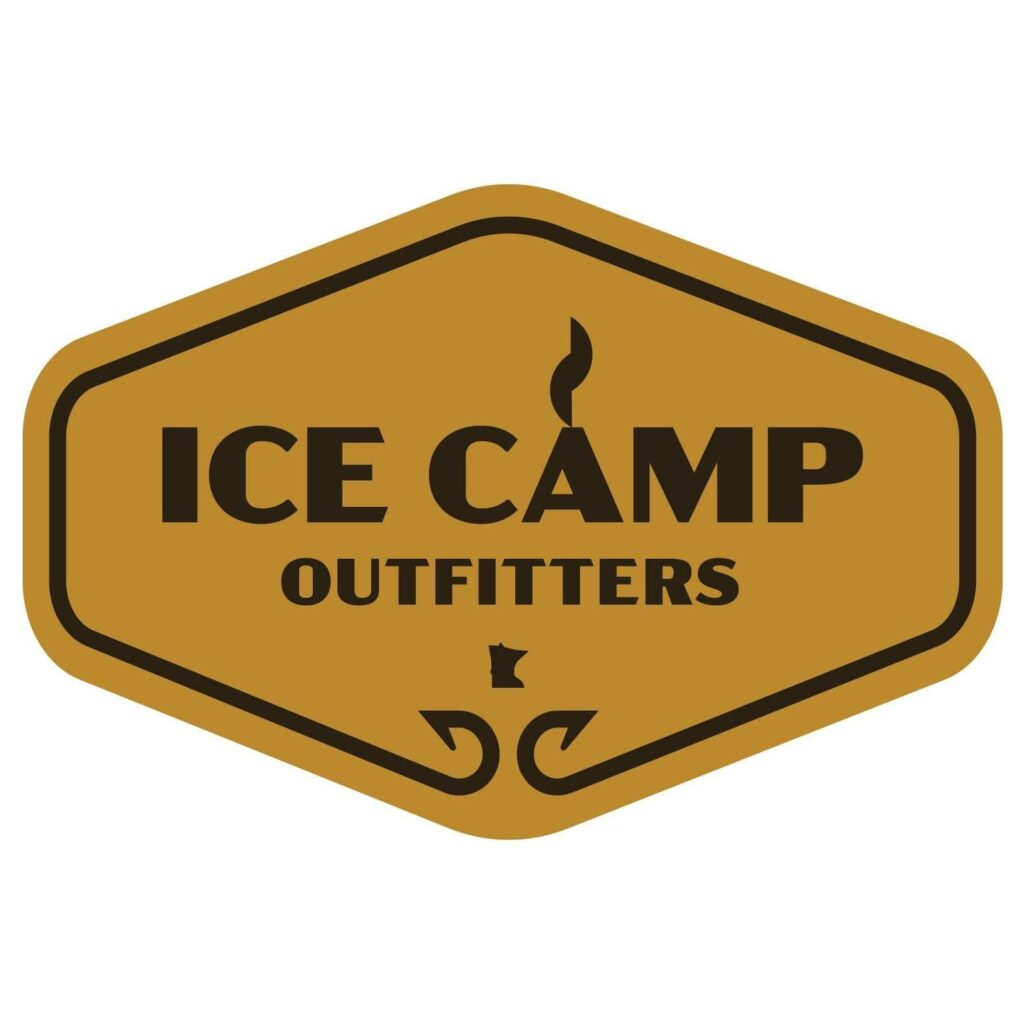 Ice Camp Outfitters Mille Lacs Premier Ice House Rentals Main Logo