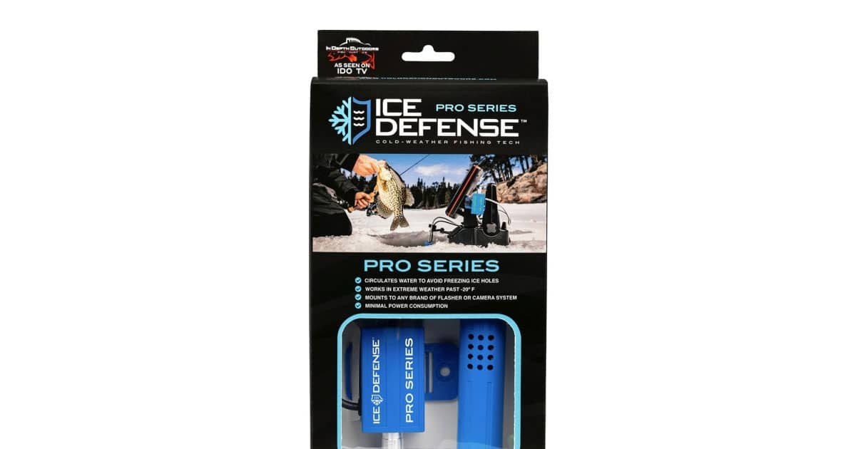 Ice Defence Pro Series In Package With Thermal Flow